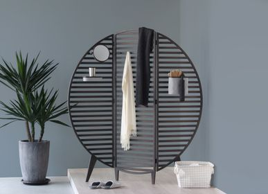 Decorative objects - OTAKA Screen with storage set - GUDEE