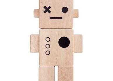 Toys - Baby Robot - BRIKI VROOM VROOM