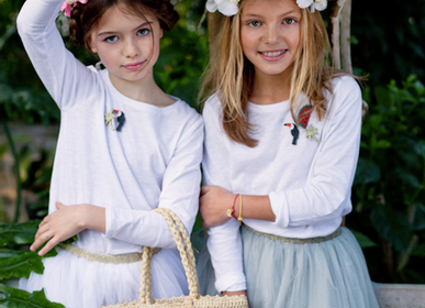 Children's fashion - Flower Crowns - OBI OBI