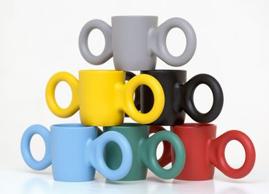 Meals - DOMBO MUG by RICHARD HUTTEN - POP CORN