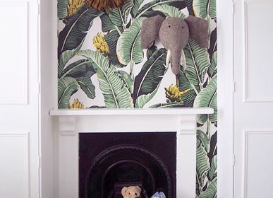 Children's bedrooms - Fiona Walker England Animal Heads - S-C BRANDS