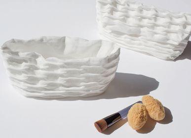 Objets design - Enif / corbeille à pain fait main en chanvre - MOLFO