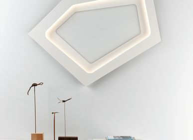 Hotel bedrooms - Composable lamp pendant NURA - CARPYEN