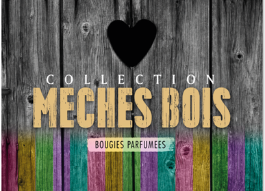 Candles - Bougie végétale 180g - ODYSSÉE DES SENS