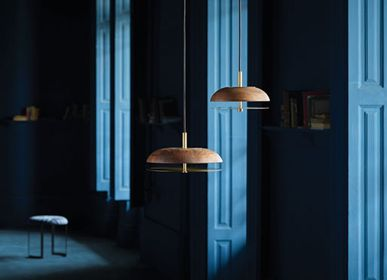 Suspensions - bolacha ceiling lamp - HMD INTERIORS