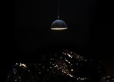 Hanging lights - FALAISE Suspension - MU - LUMINAIRES ET MATÉRIAUX EN POLYMÈRE MINÉRAL SOUPLE