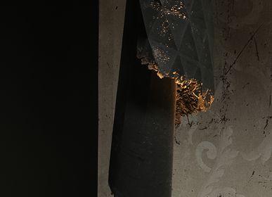 Hanging lights - ALBATROS - MU - LUMINAIRES ET MATÉRIAUX EN POLYMÈRE MINÉRAL SOUPLE