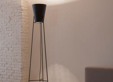 Hotel bedrooms - Floor lamp SPUTNIK - CARPYEN