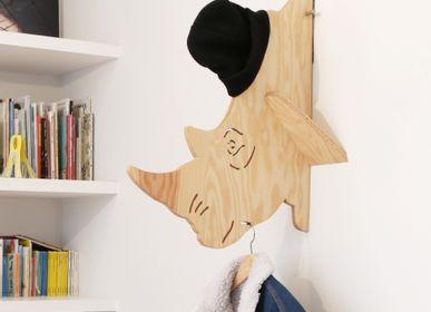 Decorative items - LARCH - Rhinoceros  - LARCH