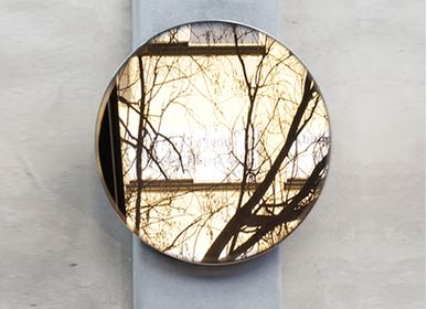 Other wall decoration - MOON wall mirror - ALENTES