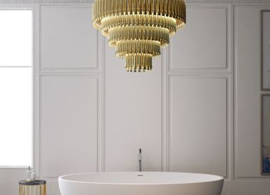 Mobilier et rangements - Lustre Matheny Chandelier - COVET HOUSE