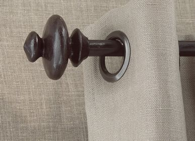 Curtains / window coverings - OLIVE Curtain rod finial  - OBJET INSOLITE