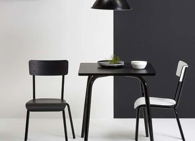 Dining Tables - VERA TABLE - 70x70cm - LES GAMBETTES
