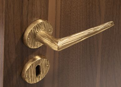 Hotel rooms - FOSSILE Door handle - OBJET INSOLITE