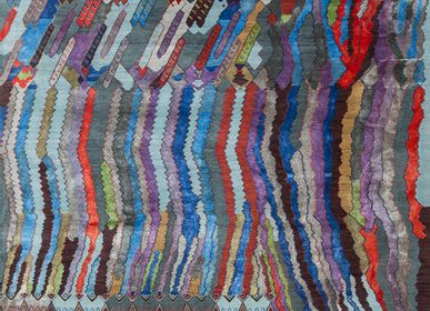Autres tapis - Tapis Sawan ka leheriya - JAIPUR RUGS