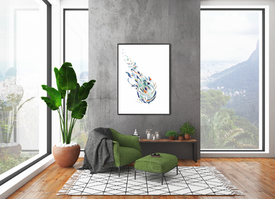 Affiches - ASTRATTO - AL&goria