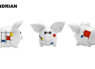 Gift -  X+Q Art Piggy Mini Money bank - X+Q ART BEIJING