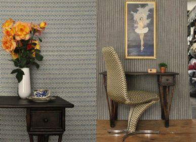 Upholstery fabrics - RAFFIA WALL COVERING FABRICS  - RAFIAS PRI-SIM
