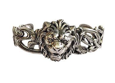 Jewelry - Lion Bracelet and Ring - LOTTA DJOSSOU
