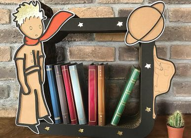 Objets de décoration - LITTLE PRINCE BOOKSHELF - BOX BUTIK