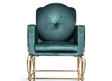 Chairs - Hemma Chair - KOKET