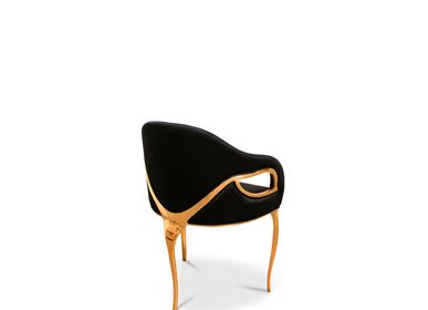 Chairs - Chandra Dining Chair - KOKET