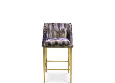 Chairs - Geisha Bar Stool - KOKET