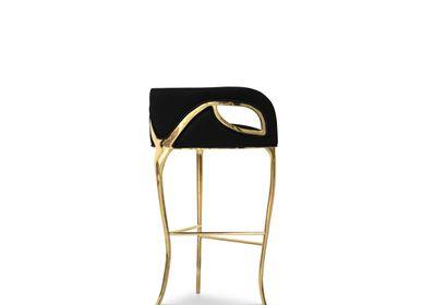 Chairs - Chandra Bar Stool - KOKET