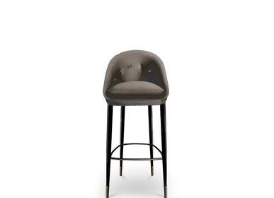 Chairs - Nessa Bar Stool  - KOKET
