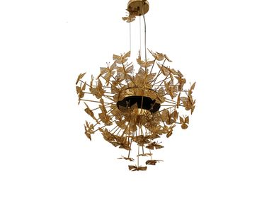 Ceiling lights - Nymph Chandelier  - KOKET