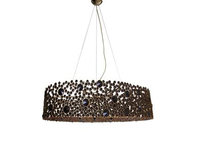 Ceiling lights - Eternity III Chandelier - KOKET