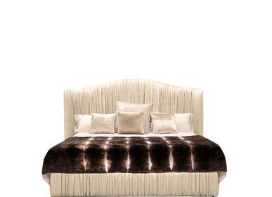 Lits - Plissé Bed - KOKET