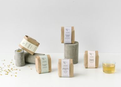 Coffee and tea - Speciality Monovarietal Organic Herbal Teas - RHOECO - FINE ORGANIC GOODS