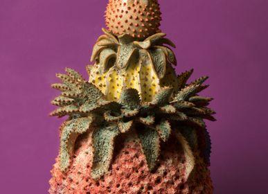 Vases - Ceramic Pineapple Vase - ASIATIDES