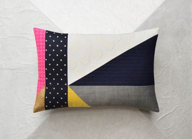 Cushions - MAJESTIC KAPA cushion - MAISON POPINEAU