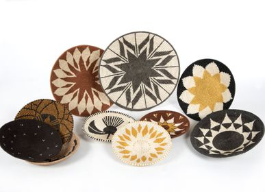Design objects - Sisal baskets - DANYÉ