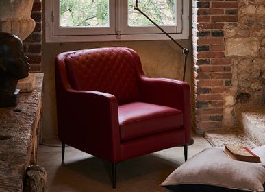 Armchairs - Chair SOPHIE - DUVIVIER CANAPES
