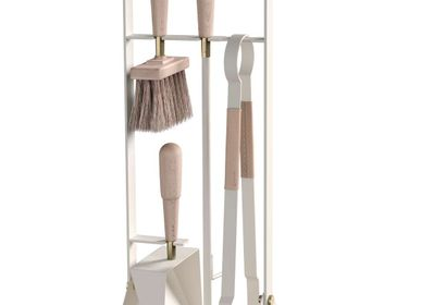 Design objects - Companion Set Emma - Blanc - ELDVARM