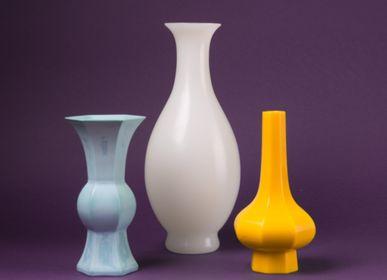 Vases - Vases Verre de Pékin - ASIATIDES
