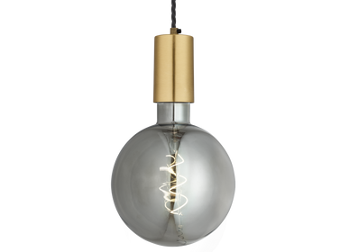 Hanging lights - Sleek Large Edison Pendant - 1 Wire - INDUSTVILLE