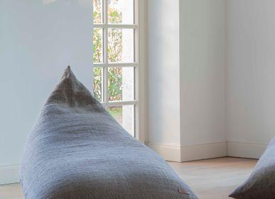Small sofas - Beanbag NOGGI LINEN - MAOMI