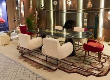 Tables for hotels - Bertoia | Big Dining Table - ESSENTIAL HOME