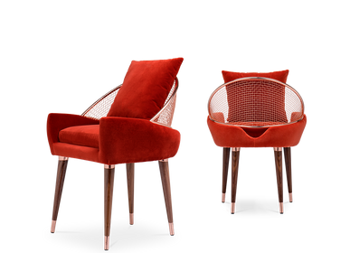 Chairs - Garbo | Dining Chair - ESSENTIAL HOME
