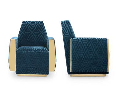 Lounge chairs for hospitalities & contracts - Doris | Club Chair - ESSENTIAL HOME