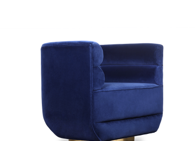 Loungechairs for hospitalities & contracts - Loren | Armchair - ESSENTIAL HOME