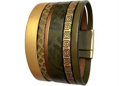 Bijoux - Bracelets JOA - Les dorés - RISTMIK