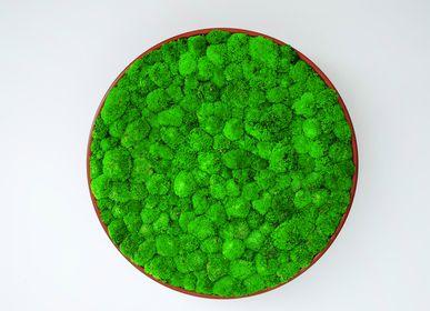 Aménagements pour bureau - G-Circles Panneau mural - GREEN MOOD
