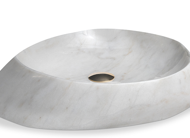 Spa and wellness - Lagoon vessel sink - MAISON VALENTINA