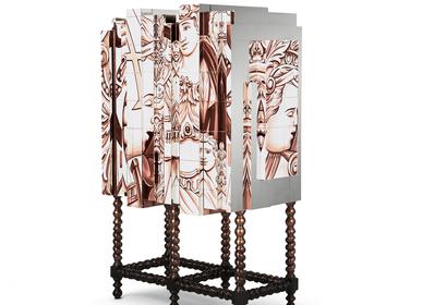 Boîtes de rangement  - D. HERITAGE Cabinet - BOCA DO LOBO