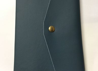 Stationery - Softcover leather notebook A5 - LEGATORIA LA CARTA